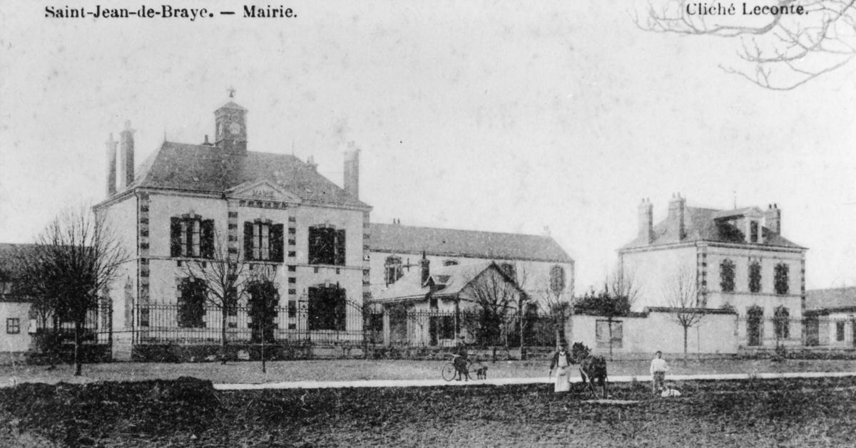 Mairie en 1905